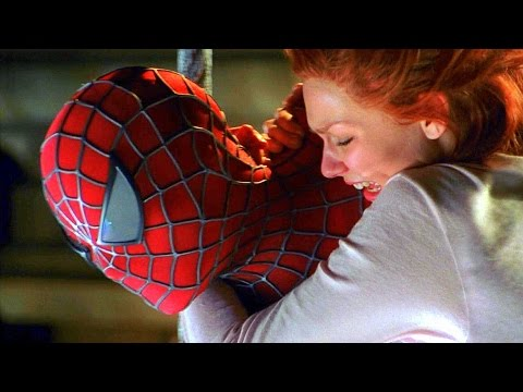 Spider-Man vs Green Goblin - Bridge Fight Scene - Spider-Man (2002) Movie CLIP HD