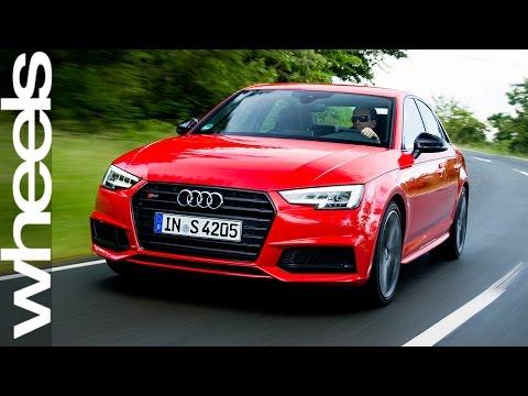Audi S4 Review | New Car Reviews | Wheels Australia