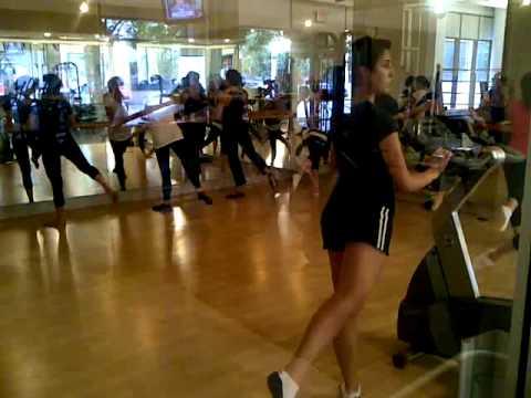 Ballet at Gotham Gym