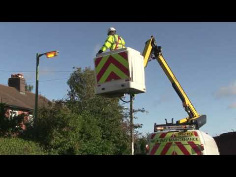 Shropshire Council - Street Lighting