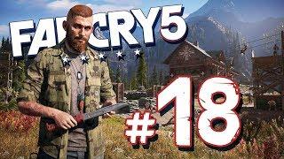 WYBRANIEC ZAS*ANIEC || Far Cry 5 [#18]