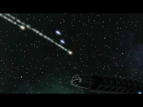 Battlestar Galactica Deadlock - Manticores vs Cylon Strike Group