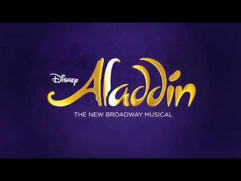 Aladdin The Musical - London