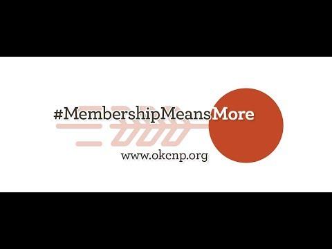Membership Means More: OKCNP Member Benefits webinar