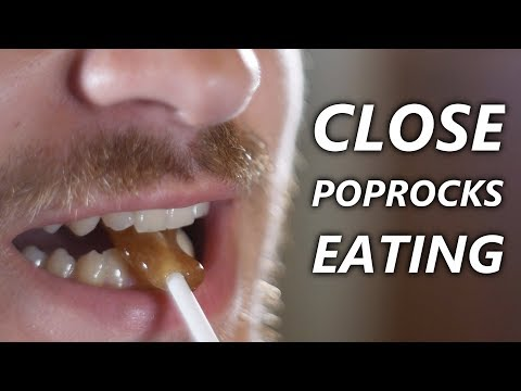 Poprocks ASMR - no talking -