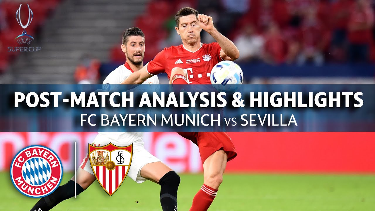 FC Bayern Munich vs Sevilla | Post Match Analysis and Highlights | UCL on CBS Sports