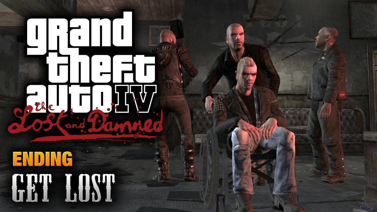Gta iv the lost & damned gameplay youtube.