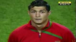 Cristiano Ronaldo Vs Sweden Home (English Commentary) - 08-09 By CrixRonnie