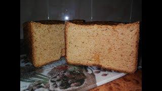 Ржаной хлеб. Не отличишь от магазинного!!!