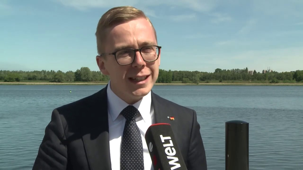 Rezo vs. CDU: Philipp Amthor erklärt Verzicht auf Replik-Video - YouTube