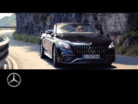 Mercedes-AMG S-Class Cabriolet: Coffee Break In Italy