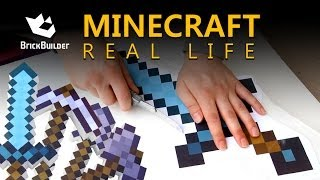 Making tools for Minecraft Real Life