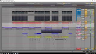 Justice Safe And Sound Ableton Live Remake