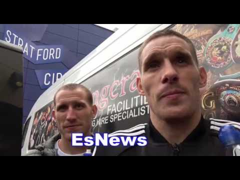 Gervonta Told Me I'm A Cold Bum! Says Liam Smith About Faceoff With Tank Today - EsNews Boxing