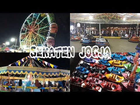 seru-abis!!!-wahana-permainan-dan-fasilitas-pasar-malam-sekaten-yogyakarta---wisata-malam-jogja