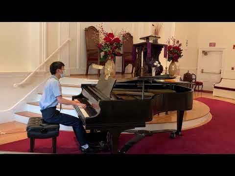 E. Huang (Piano)