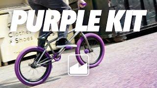 Merritt BMX   The Power Of Purple