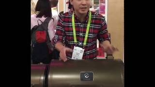 Meet Z Grill--the roaster, smoker, BBQ machine that caught a lot of attention at CES