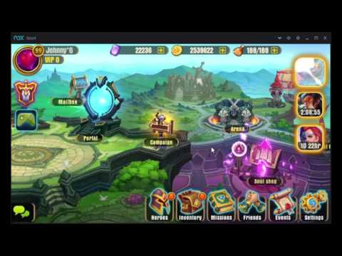 Juggernaut Wars - VIP 0 - Level 99 Account Update And Upcoming Videos