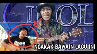 NGAKAK!! WONG JOWO IKUT INDONESIAN IDOL PARODY LAGU YANG LAGI VIRAL