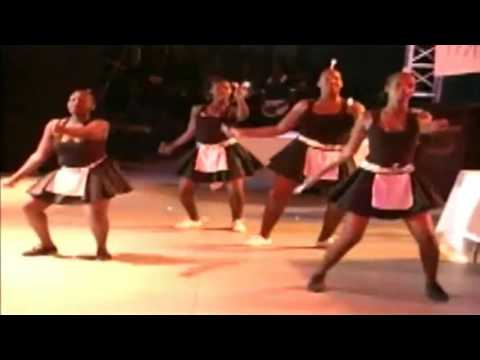 Hamsta   Whey de Fork, Live! Antigua Carnival 2011