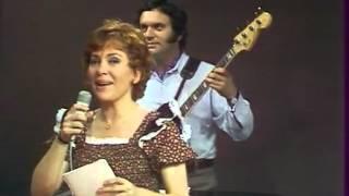 Rika Zarai - le fiacre de Xanroff (in Hebrew) (live in France 1973)