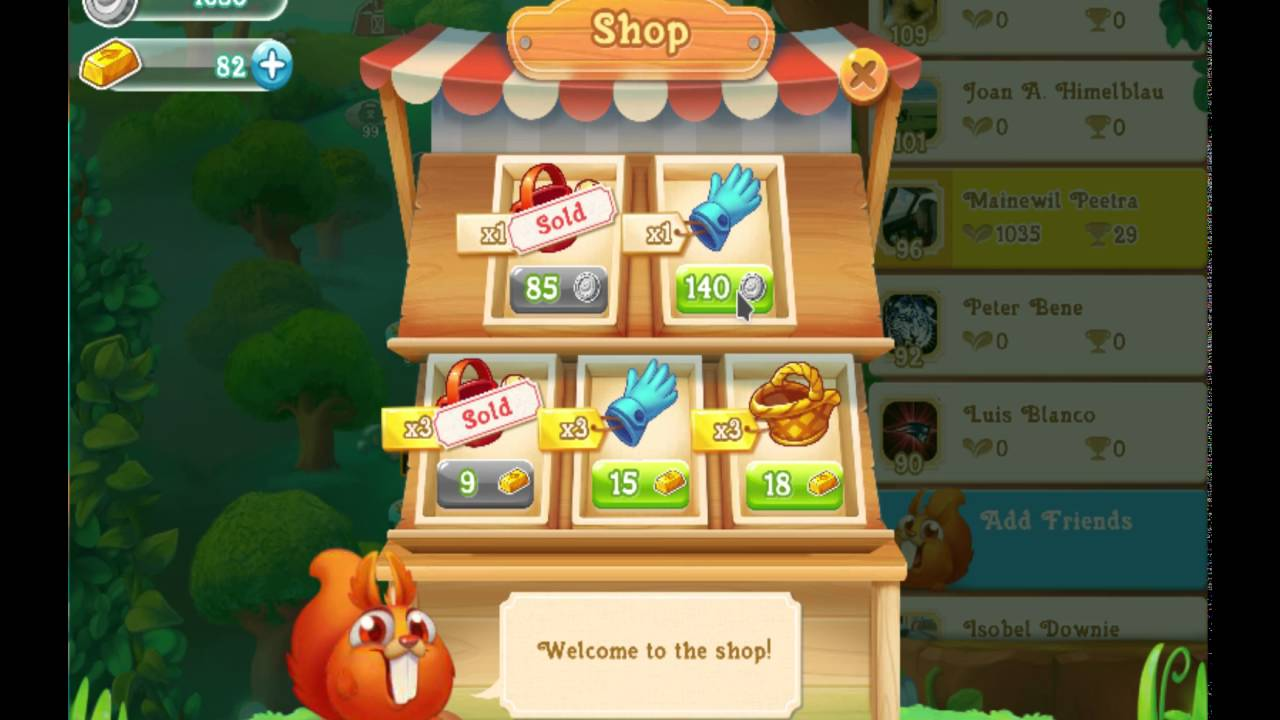 Farm Heroes Super Saga Howto Buy The Glove Booster Without Gold
