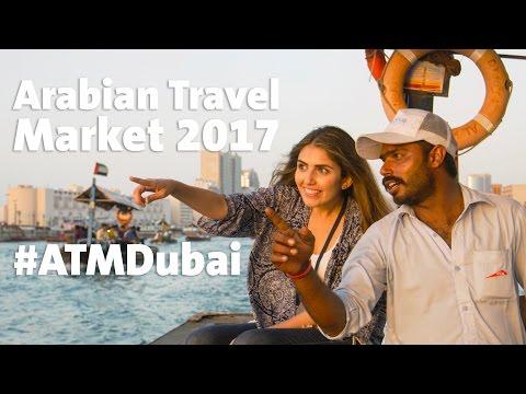 ARABIAN TRAVEL MARKET 2017 HIGHLIGHTS in 4K