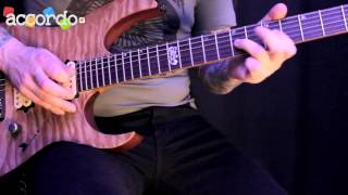 """Lezione di chitarra: """"Punk blues lick"""" - (Sebo Xotta)"""