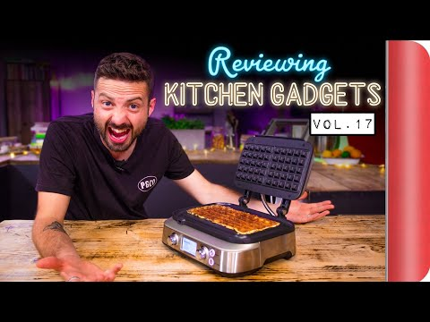 Chefs vs Normals: Reviewing Kitchen Gadgets Vol.17