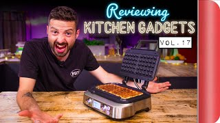Chefs vs Normals: Reviewing Kitchen Gadgets Vol.17