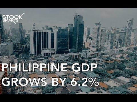 PHILIPPINE 2018 GDP UPADTE