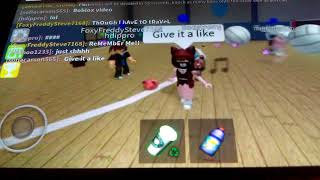First YouTube video playing Roblox:)