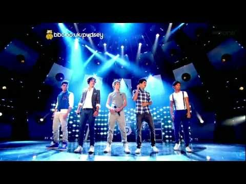 [LIVE/HD] One Direction - What Makes You Beautiful (Children in Need 2011)