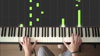 Elizabeth's Theme - Bioshock Infinite (Piano Cover) [easy]