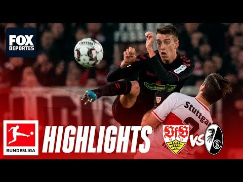 Stuttgart 2-2 Freiburg | HIGHLIGHTS | Jornada 20 | Bundesliga