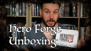 Hero Forge Mini Unboxing