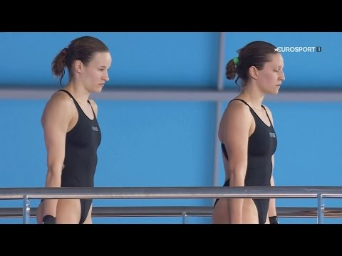 London2016 Women's 10m synchro final