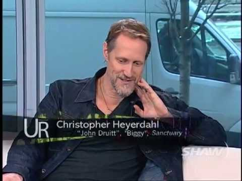 Christopher Heyerdahl on UR