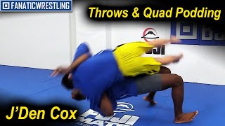 Throws and Quad Poddiing by J'den Cox