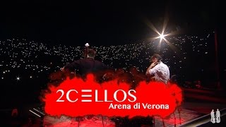 2CELLOS - J.S.Bach: Air on the G string [Live at Arena di Verona]