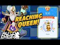 Gambar cover The game that got me into QUEEN in Season 10! | Auto ChessMobile, PC, PS4| Zath Auto Chess 241