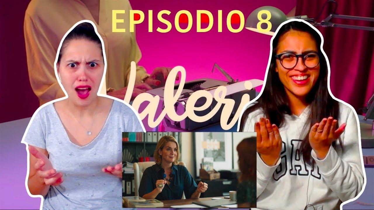 Valeria 1x08 - Reacción