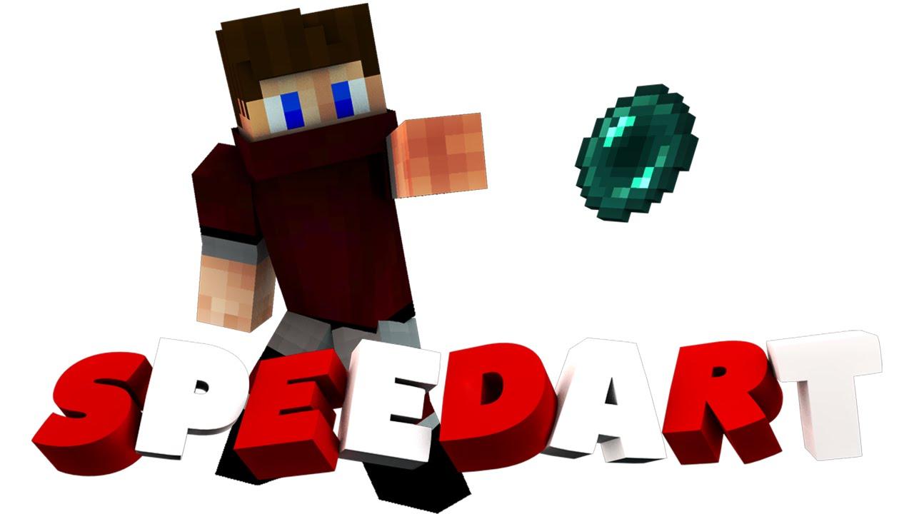 Minecraft Thumbnail Speedart ItzRouge BEST YouTube - Minecraft namen andern anyart