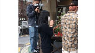 【남우현】 남우현 덕질 브이로그 찍다가 남우현 봄