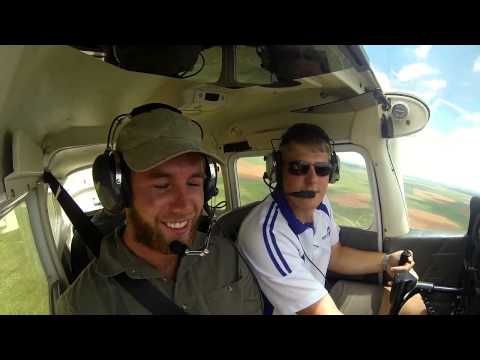 A Cross-Country Flight Cessna 172 South Africa