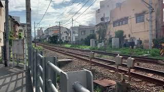 東急池上線 旗の台 ツルハドラッグストア 三間通り 品川区 東京都
