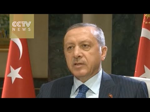 Turkish president speaks about ties with Russia and NATO