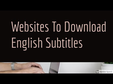 5 Best Websites To Download English Subtitles For Movies and TV Shows