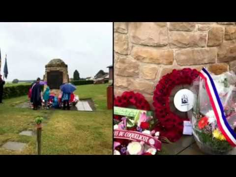 McCraes Battalion Trust - Contalmaison